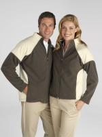 Contrast Polar Fleece Jacket, Polar Fleece, Outdoor Gear