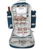 Four Person Picnic Set Backpack,Outdoor Gear